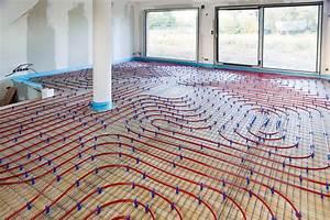 Chauffage Au Sol : le prix d 39 installation d 39 un chauffage au sol les tarifs ~ Premium-room.com Idées de Décoration
