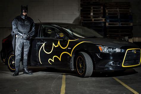 batman car superhero fan unveils his batmobile deadline news