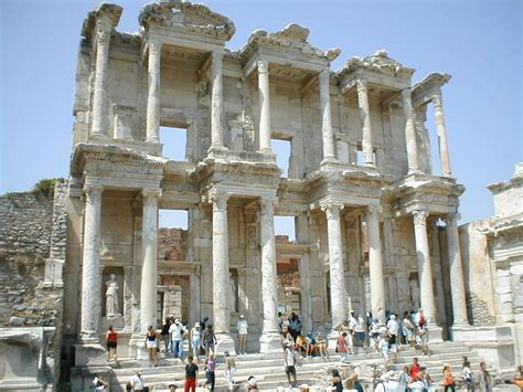 Temple Of Artemis At Ephesus Check Out Temple Of Artemis