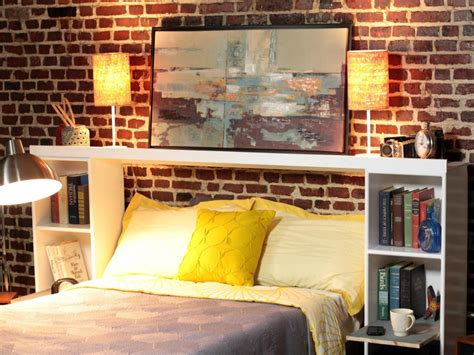 chambre 160x200 how to a headboard out of storage crates how tos diy