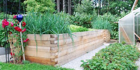 Bepflanzen Eines Hochbeetes by Hochbeete Bichler Holz