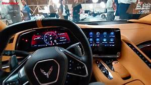 C8 Corvette Designer 2020 Chevy Corvette C8 Interior Explained By Lead Designer