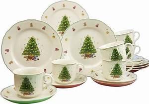 Kaffeeservice 18 Teilig : creatable kaffeeservice porzellan tannenbaum 18 teilig online kaufen otto ~ One.caynefoto.club Haus und Dekorationen