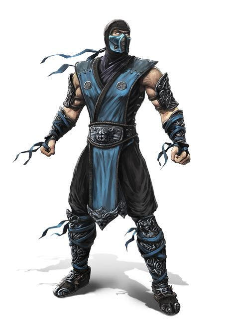 Mortal Kombat 9 Sub Zero Project For Cheekadaweek
