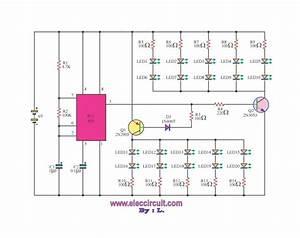 Bicycle Tail Light Flashing Circuit Diagram World