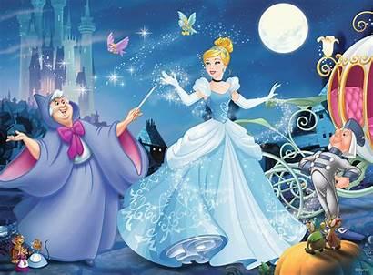 Cinderela Cinderella Puzzle Puzzles Jigsaw Ravensburger Painel