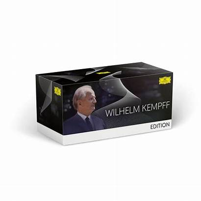 Kempff Wilhelm Edition Ltd Cd Grammophon Deutsche