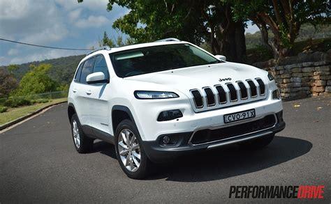 2015 Jeep Cherokee Limited Diesel Review (video
