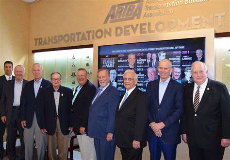 history the american road transportation builders association artba