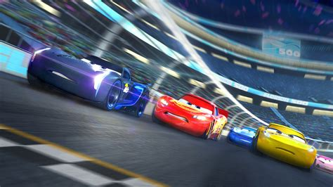 Cars 3 Driven to Win (Game)
