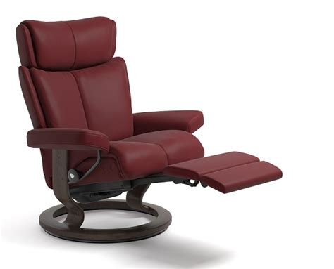 Stressless Leather Recliner Chairs