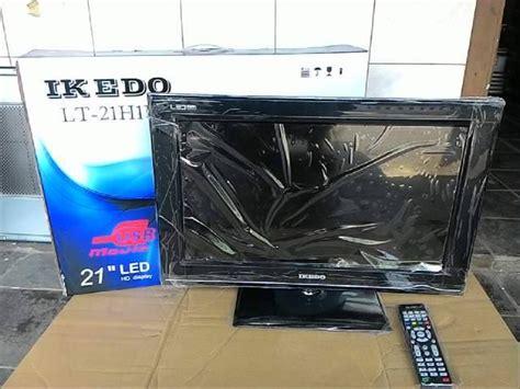 jual led tv new 21inc merk ikedo di lapak electrindo