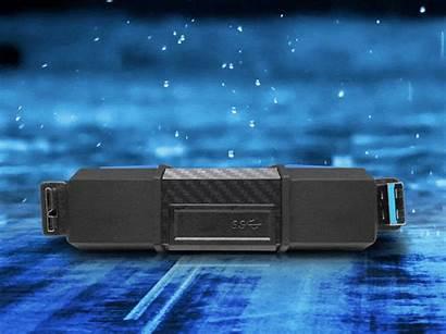 Waterproof Adata Usb Durable Hdd Shock Resistant