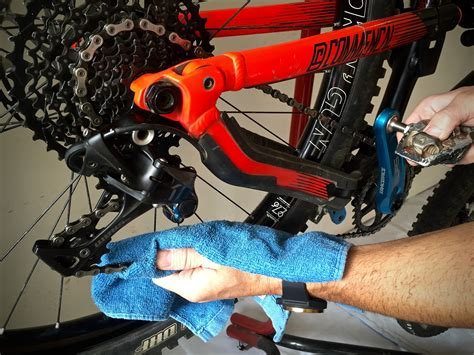 How To Lube Your Bike Chain