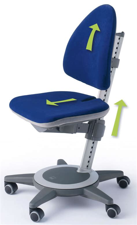 moll maximo childrens chair   action