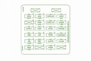 1997 Chevy Blazer Fuse Box Diagram  U2013 Circuit Wiring Diagrams