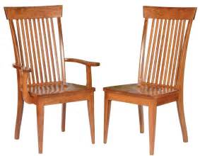 wooden dining room chairs with or without armchairs