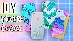 DIY Tumblr Phone Cases JENerationDIY - YouTube