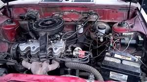 Motor De Arranque Tsuru  Marcha