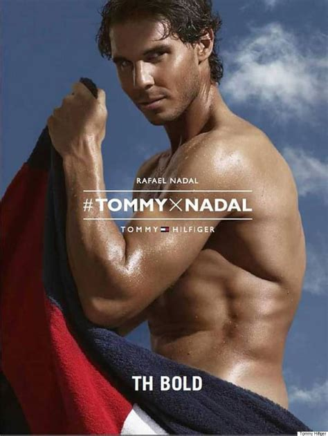 Rafa Nadal Takes It All Off For Tommy Hilfiger Beautygeeks