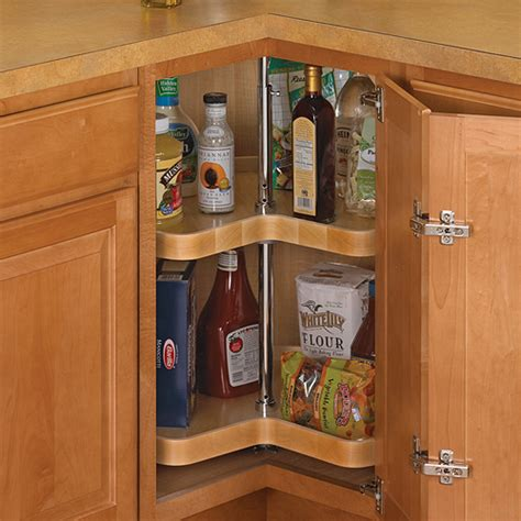 lazy susans for kitchen cabinets 24 inch cabinet lazy susan wood kidney shaped in 8926