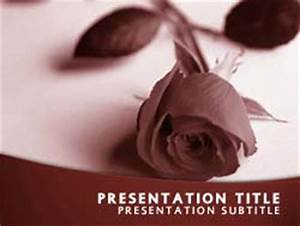royalty free funeral powerpoint template in red With funeral slideshow template