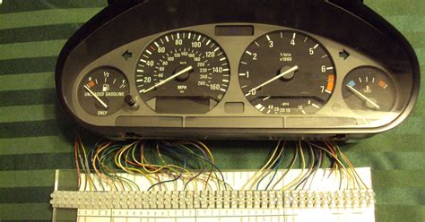 william s ev bimmer 325i 1992 bmw 325i instrument cluster 1 0