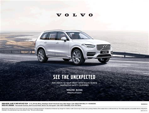 Volvo See The Unexpected Ad