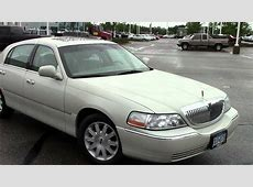 2007 Lincoln Town Car Signature Limited Edition YouTube