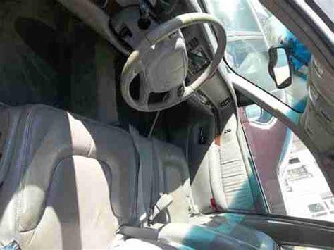 auto body repair training 1998 buick century seat position control buy used 1998 buick park avenue base sedan 4 door 3 8l in hinsdale massachusetts united states