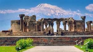 IMAGES HD: ARMENIA,  Zvartnots