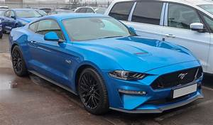 File:2019 Ford Mustang GT 5.0 facelift Front.jpg - Wikimedia Commons
