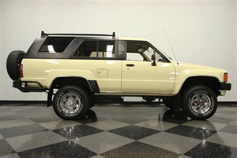 Toyota Sr5 For Sale by 1985 Toyota 4runner Sr5 For Sale 78577 Mcg