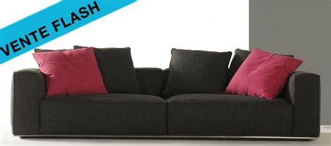 vente flash canapé canapé tissu en vente flash 3 canapés pas chers de 35 à