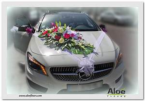 Decoration Voiture Mariage : deco voiture de mariee 28 images composition florale pour votre voiture de mari 233 e en ~ Preciouscoupons.com Idées de Décoration