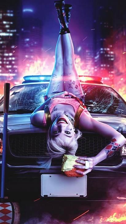 Quinn Harley Margot Robbie Prey Birds Dc
