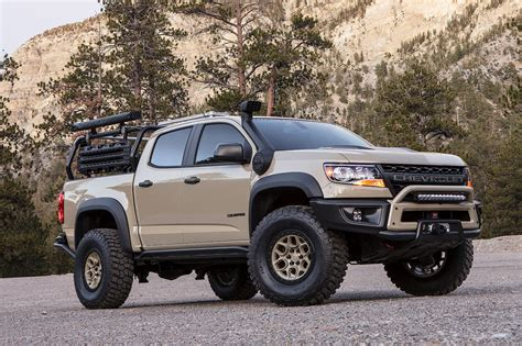 Check spelling or type a new query. Report: The Awesome Chevrolet Colorado ZR2 AEV is Going ...