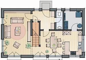 Haus Raumaufteilung Planen : die grundrissplanung das haus f rs leben entwerfen ~ Lizthompson.info Haus und Dekorationen