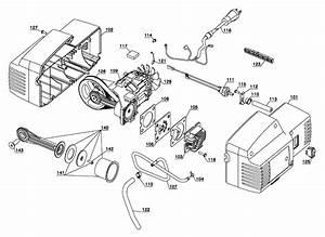 Porter Cable C2005 Type 4 Pump Parts