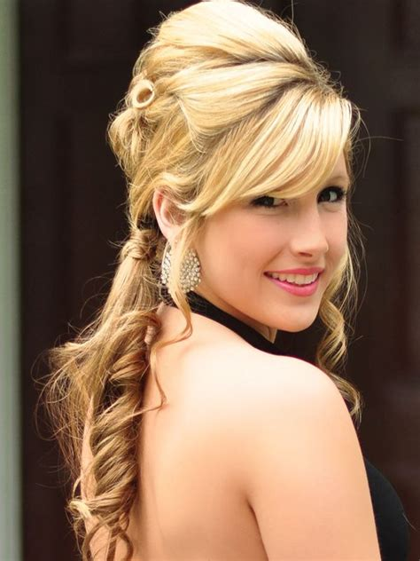 Prom Hairstyles by 27 Hair Styles For Prom Impfashion All News About