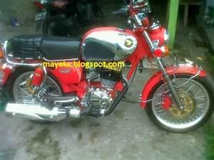 Foto Modifikasi Honda Cb Dream Semarang