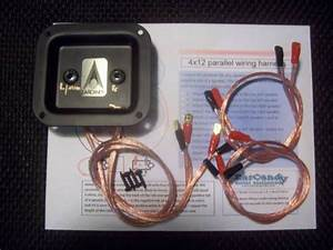Earcandy 4x10 4x12 Guitar Speaker Cab Wiring Harness 8