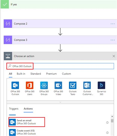Office 365 Outlook Search by Safely Consume An Azure Function Through Microsoft Flow