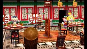 Animal Crossing Happy Home Designer Restaurant Upgrade