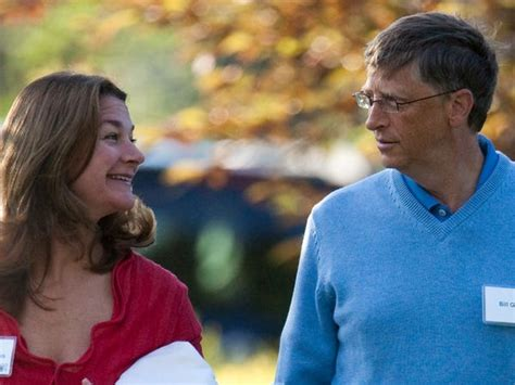 Bill and Melinda Gates marriage, kids and net worth in ...
