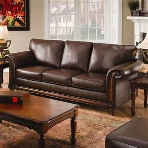 Simmons upholstery franklin hide a bed bonded leather for Leather hide a bed sofa