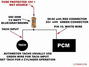 Msd Tach Wiring Diagram Digital 6