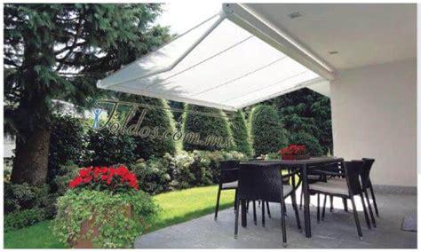 toldos  jardin jardines exteriores  terrazas toldos