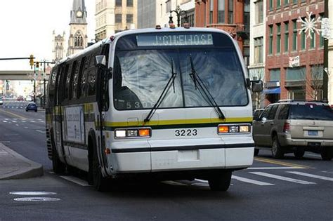 Transit Grand Mi by Detroit To Add Surveillance Cameras To City Buses
