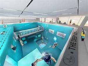 World U2019s Deepest Swimming Pool The Y